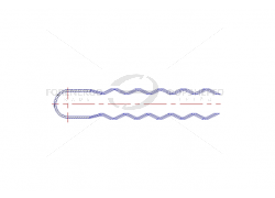 Вязка спиральная ВС 70/95.2