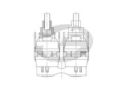 Ответвительный прокалывающий зажим ORPN 150