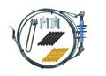 Комплекты тросов оттяжек и изолированных тросов оттяжек типа SHS