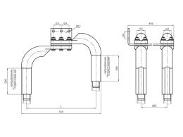 Зажимы аппаратные прессуемые типа 4А6АП