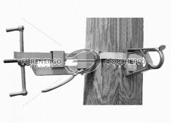 Инструмент для натяжения и резки стальной монтажной ленты
