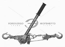 Ручная лебедка ЛР-15