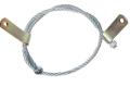 Cпециальный гибкий заземляющий проводник типа ЗП-1М