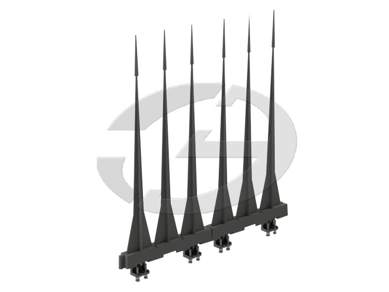Устройство защиты птиц от поражения электрическим током на ВЛ антиприсадочное УЗП-БТ-800/3