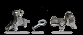 Линейная арматура для проводов марок А, АС